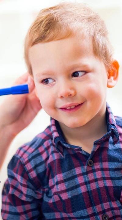 Studio Medico Otorinolaringoiatria Pediatrica